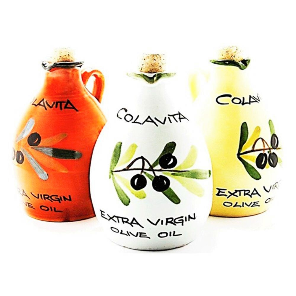Azeite EV Ceramica Colavita 250ml