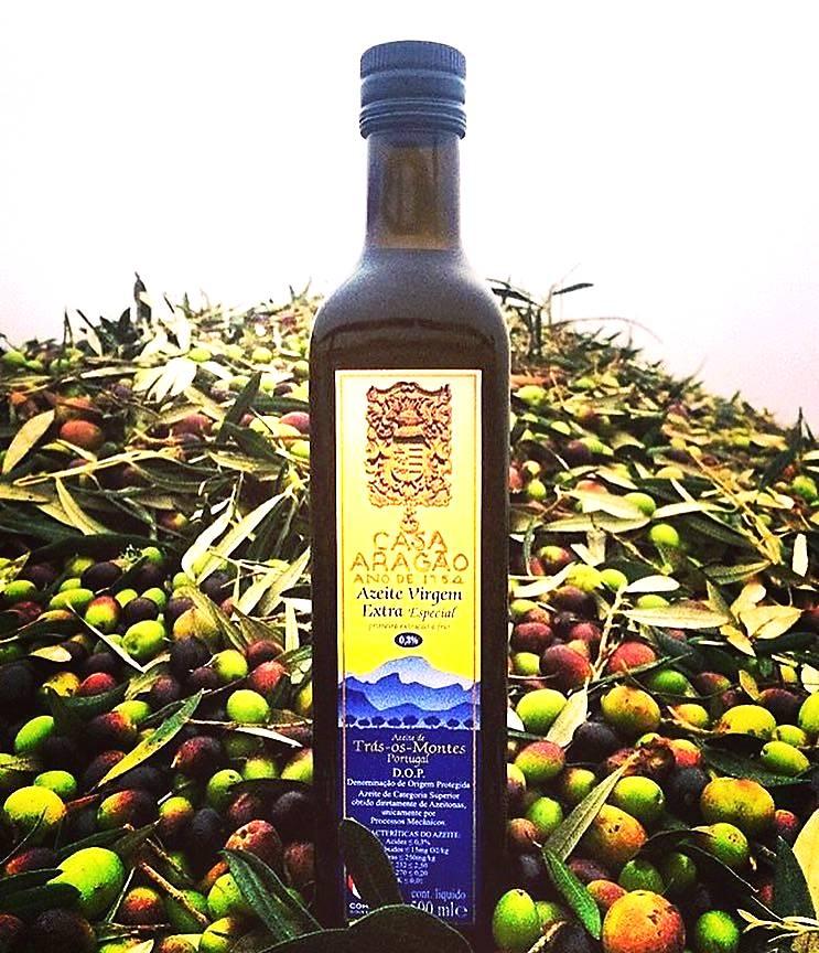 Azeite Extra Virgem Casa Aragão 500ml