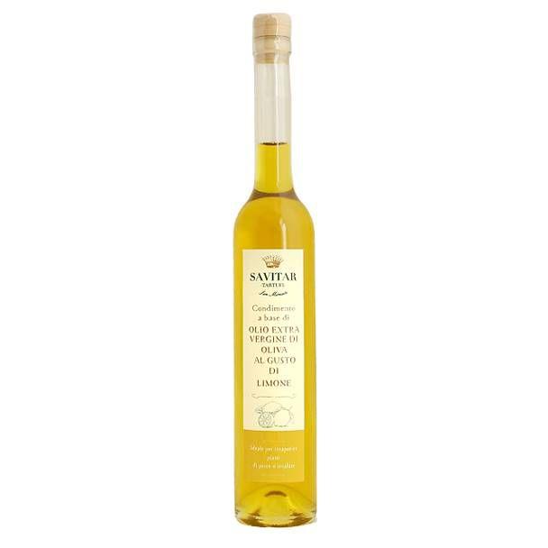 Azeite Extra Virgem Condimentado Savitar 100ml - Sabor Limão