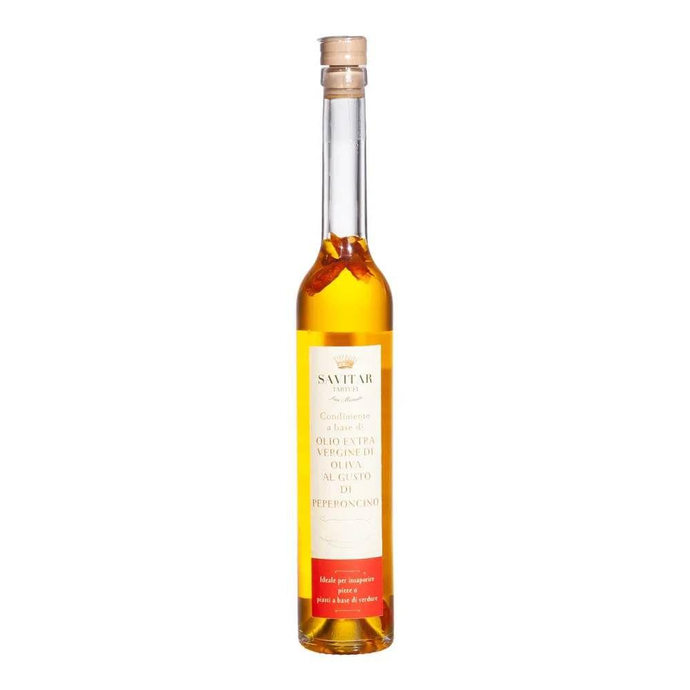 Azeite Extra Virgem Condimentado Savitar 100ml - Sabor Pimenta