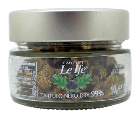 Carpaccio de Tartufo Negro desidratado 10g - LE IFE