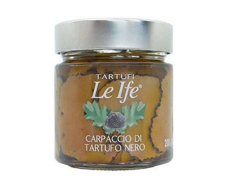 Carpaccio de Tartufo Negro Le Ife 200gr