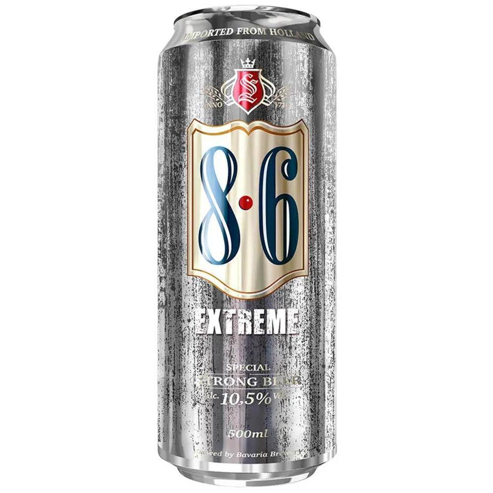 Cerveja Extreme 8.6 Lata 500ml