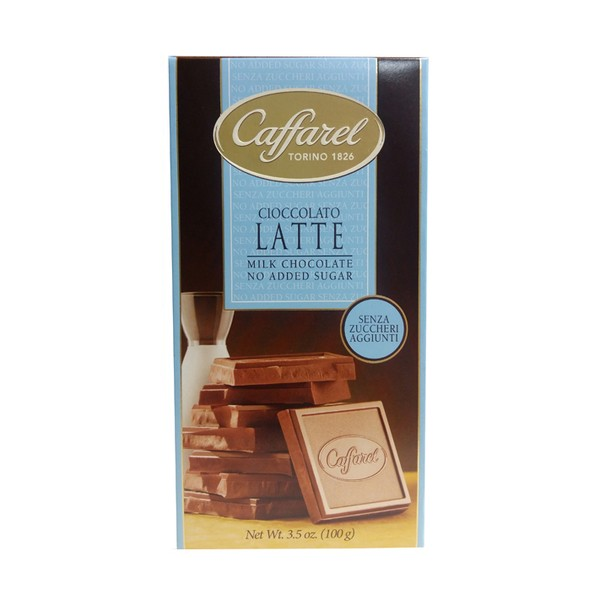 Chocolate Caffarel ao Leite sem Açúcar 100gr