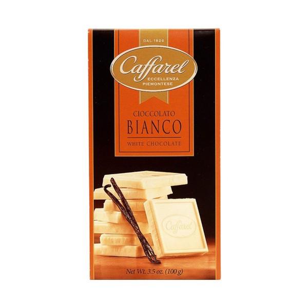 Chocolate Caffarel Branco com Baunilha 100gr