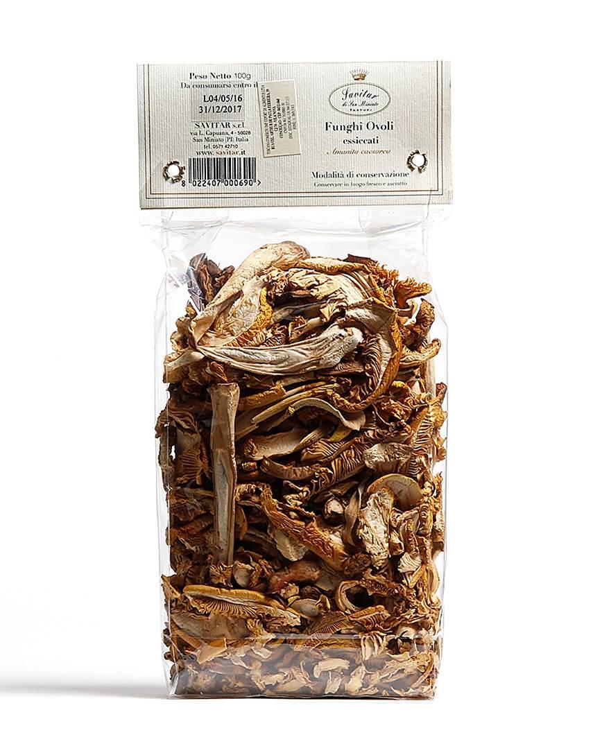 Funghi Ovoli Savitar 100gr