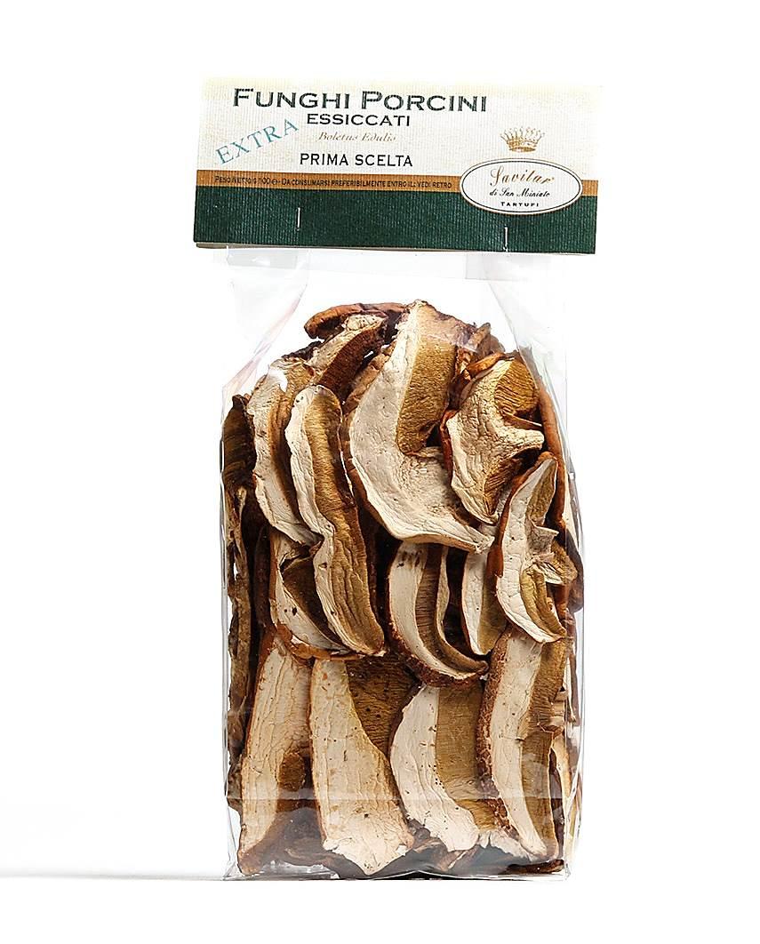 Funghi Porcini Seco Extra Savitar 100gr