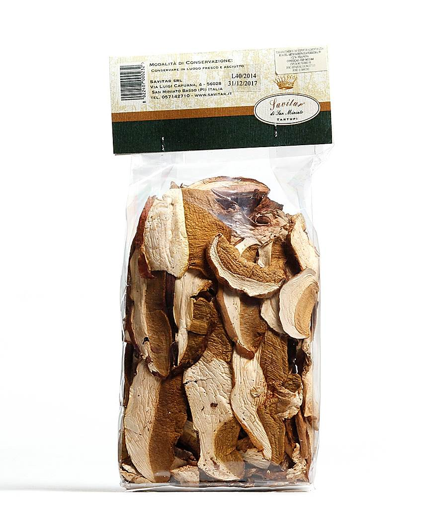 Funghi Porcini Extra Savitar 100gr