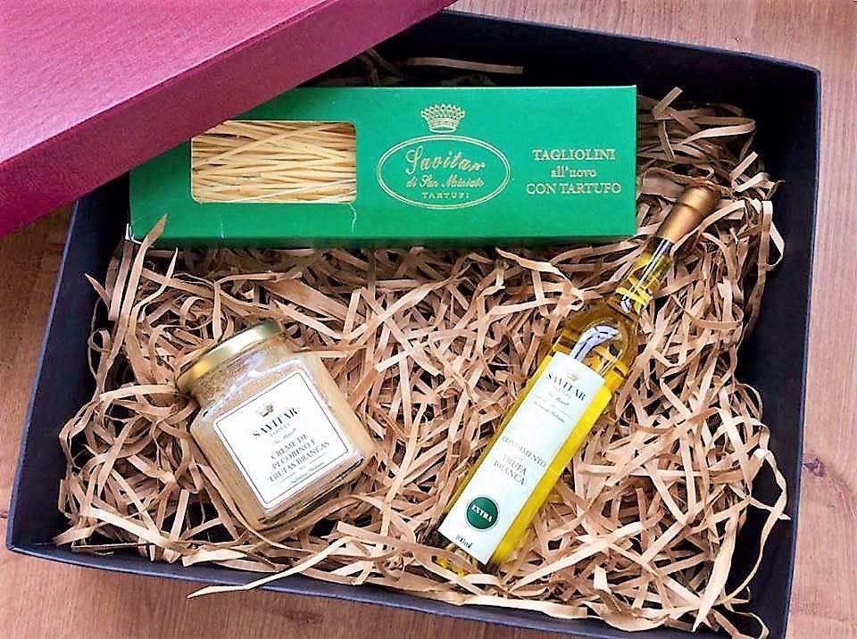 Kit Gourmet Trufado Savitar