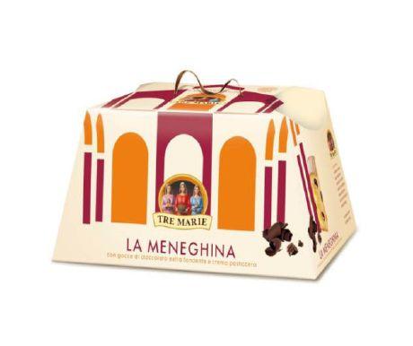La Meneghina Creme e Chocolate Tre Marie 550gr