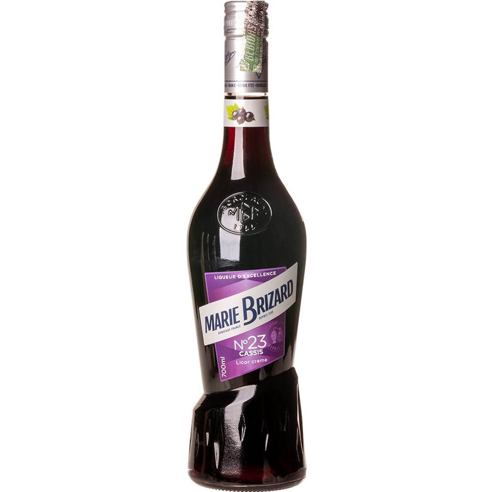 Licor Creme de Cassis Marie Brizard 700ml