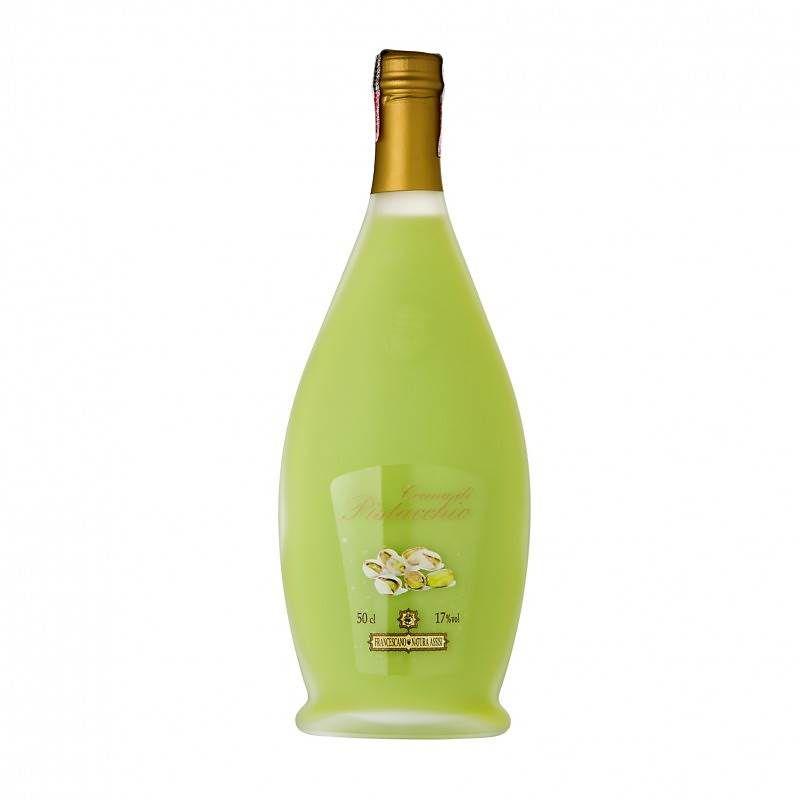 Licor Creme de Pistache Francescano Natura Assisi 500ml