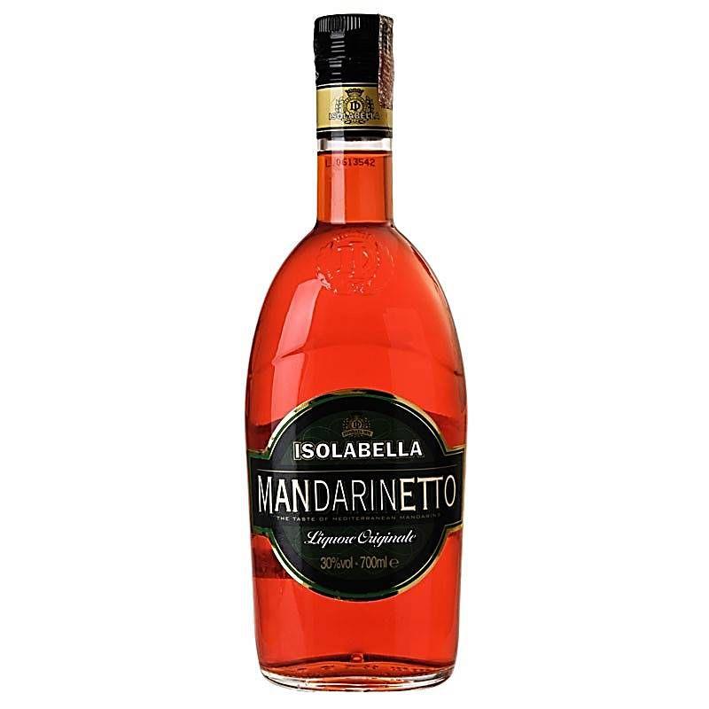 Licor de Tangerina Mandarinetto Isolabella 700ml