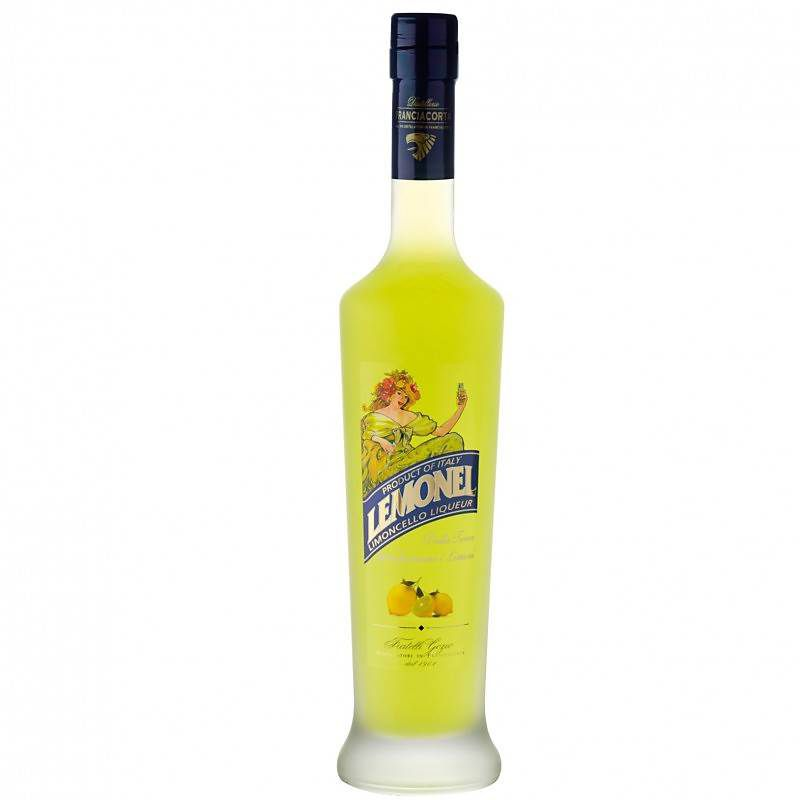 "Licor Fino de Limão "" Limoncello Lemonel"" 500ml"