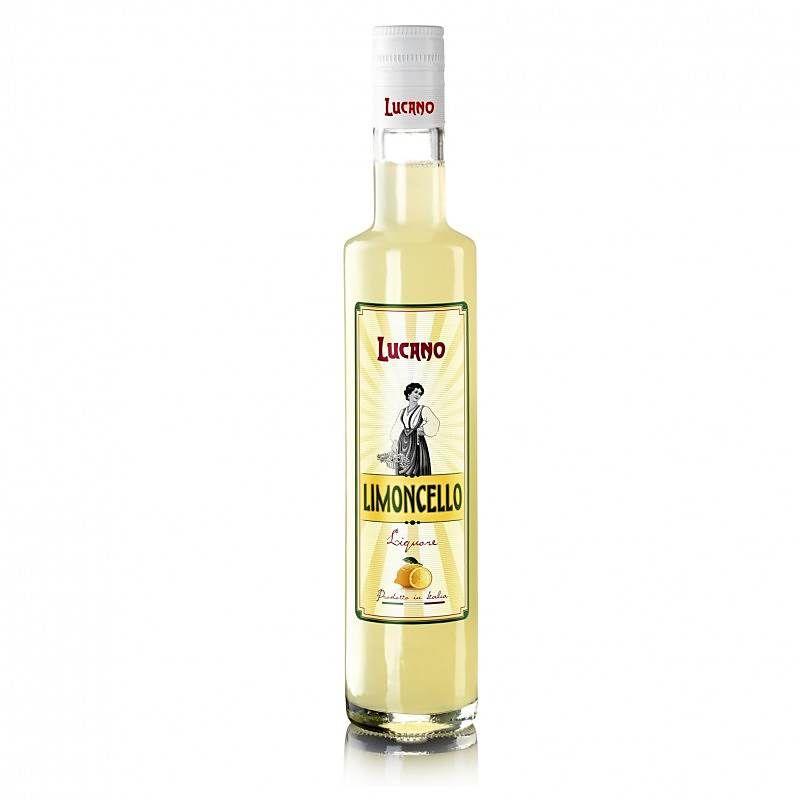 """Licor Fino de Limão """"Limoncello Lucano"""" 500ml"""