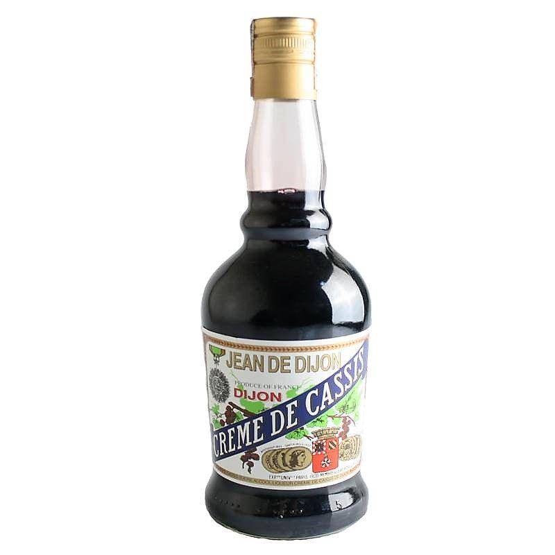 Licor Francês Creme de Cassis Jean de Dijon 670ml