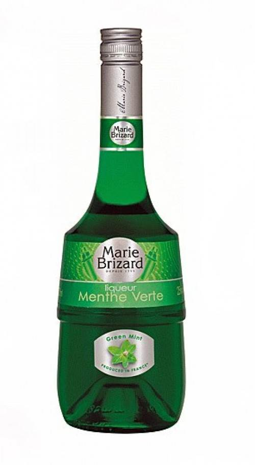 Licor Menta Verde M Brizard 700ml