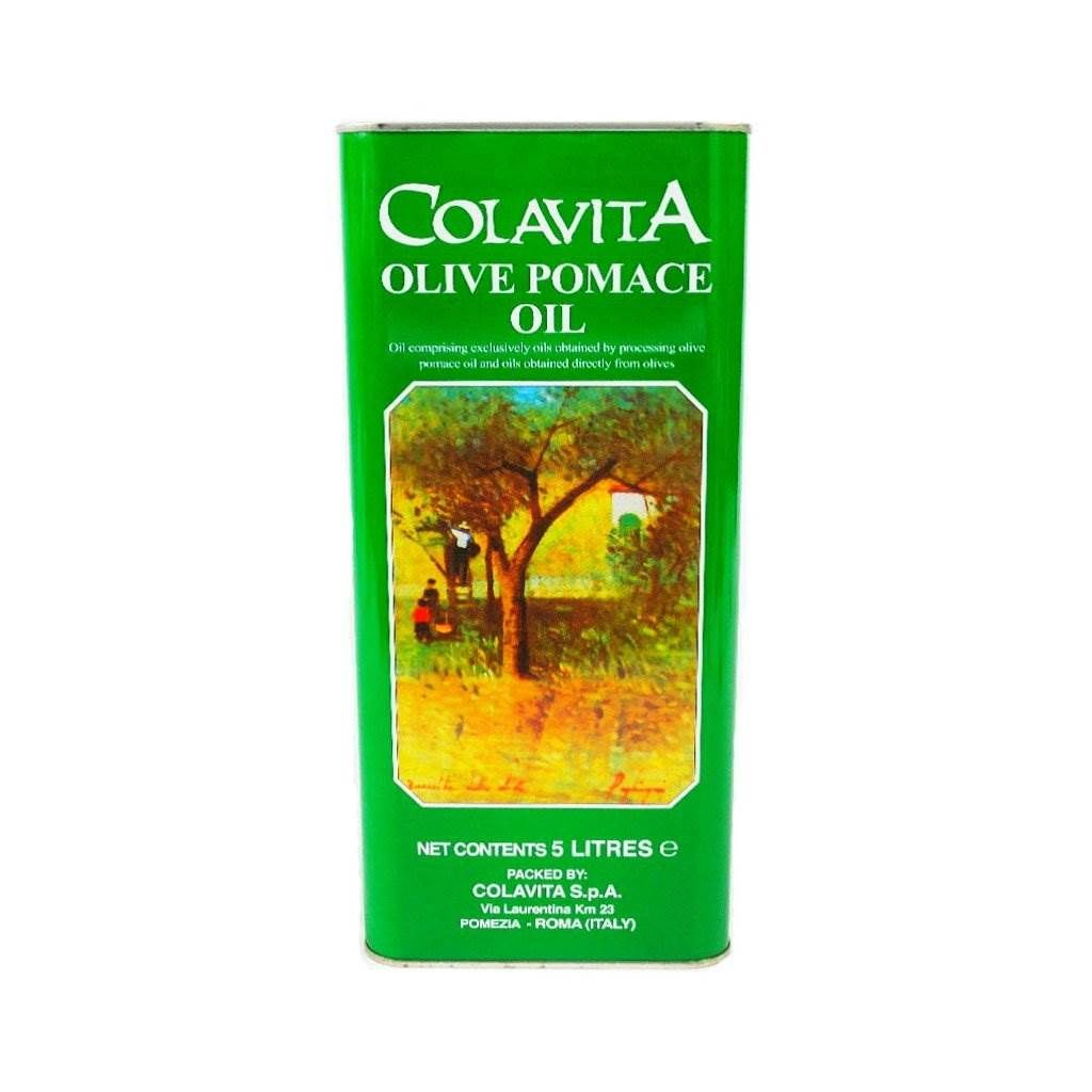 Oleo de Oliva Sansa Colavita Lata 5 L