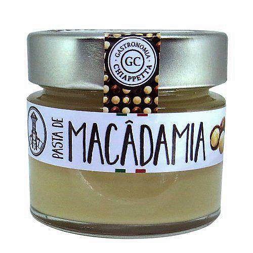 Pasta de Macadâmia Chiappetta 120gr