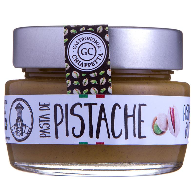 Pasta Pistache Chiappetta 120gr