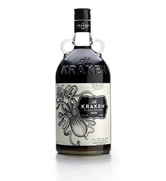 Rum Mexicano Black Spiced The Kraken 750ml