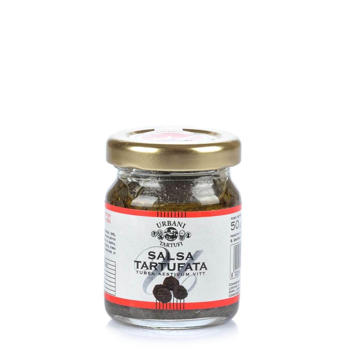 Salsa Tartufata Negra Urbani Tartufi 50gr