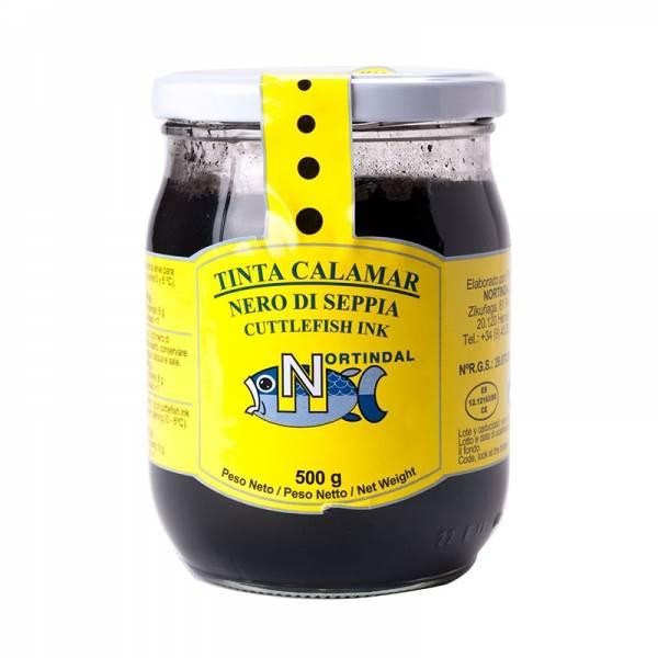 Tinta Nero Di Seppia Nortindal 500gr