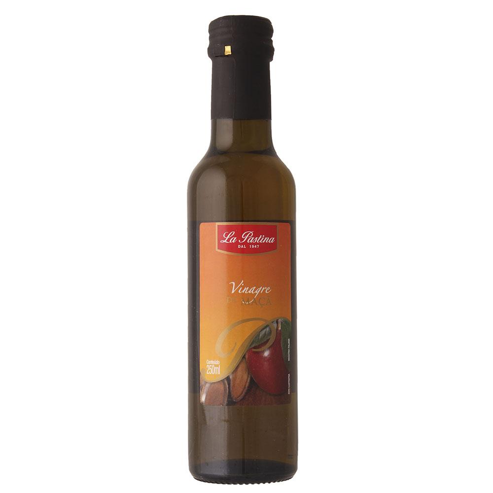 Vinagre Italiano Branco de Maça La Pastina 250ml