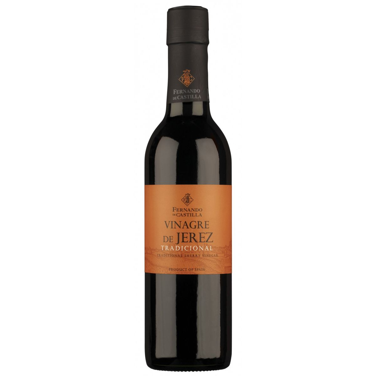 Vinagre Jerez Tradicional Fernando Castilla 375ml
