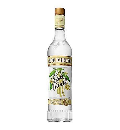 Vodka Stoli Vanil Stolichnaya 750ml