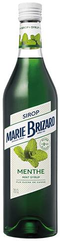 Xarope Menta Verde M Brizard 700ml