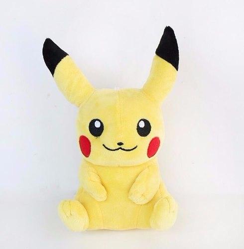 Boneco Pokemon Pikachu De Pelúcia