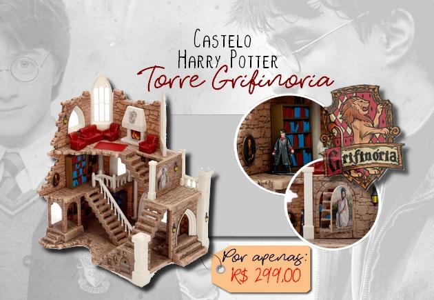 Castelo do Harry Potter