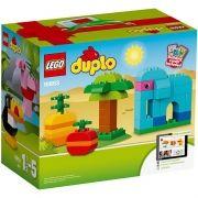 Lego® Duplo® Caixa Criativa De Construção 10853
