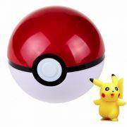Pokébola Pokémon Go 7cm + 1 Pikachu Pokeball Bola