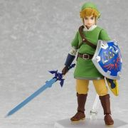 Action Figure The Legend Of  Zelda Figma 153