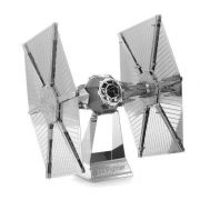 Quebra Cabeça 3d Metal Model  Star Wars  Tie Fighter
