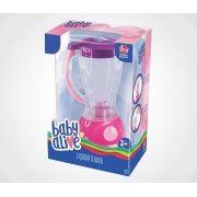 Liquidificador Infantil Baby Alive Cozinha Líder