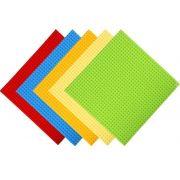 Base Plate 32 X 32 pontos Compatível Com Lego