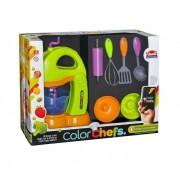 Batedeira Verde Color Chefs Com Acessórios Usual