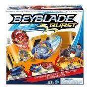 Beyblade KIT Duelos Epicos Hasbro 12053 B9498