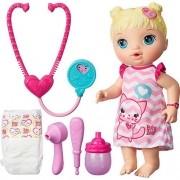 Boneca Baby Alive Cuida de Mim Loira B5158 Hasbro
