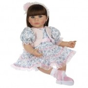 Bebe Reborn Boneca Laura Doll Flower Light ADL221071