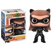 Funko Pop Mulher Gato 43 Batman