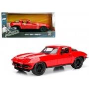 Velozes e Furiosos Fast Furious Letty's Chevy Corvette Jada 1/32