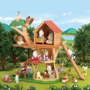 Sylvanian Families 2900 Casa Na Árvore Epoch Magia