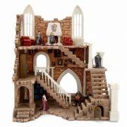 Castelo Harry Potter Torre Grifinória Jada Metals 4371