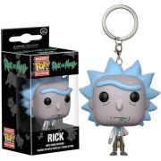 Chaveiro Funko Pop Rick e Morty - Rick
