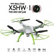 Drone Syma X5hw-1 Branco Fpv  X5sw +Muitos Brindes