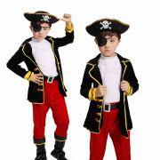 Fantasia Pirata -  Para Criança Infantil kit